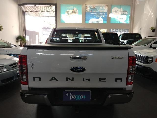 Ranger 3.2 XLT 4x4 Diesel AUT - Pickup Excelente - Foto 6