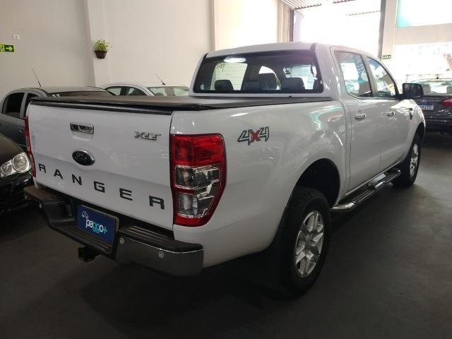 Ranger 3.2 XLT 4x4 Diesel AUT - Pickup Excelente - Foto 5