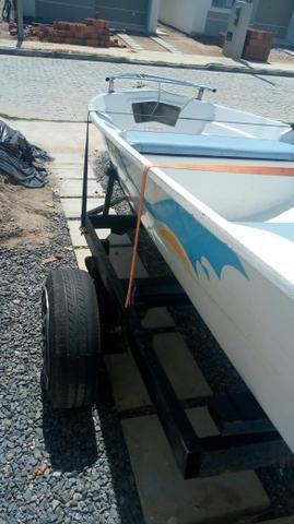 Barco passeio/pesca - Foto 2