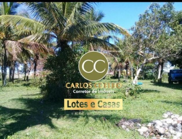 S-Loteamento Localizado a 500m da Rodovia Amaral Peixoto em Unamar - Tamoios - Cabo Frio! - Foto 2