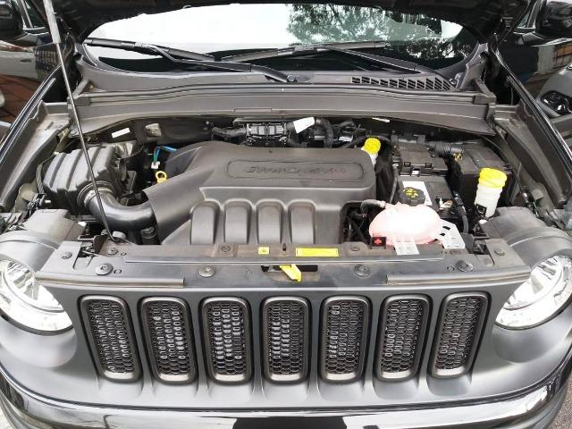 Jeep Renegade Longitude 1.8 Flex Automatico - Foto 16