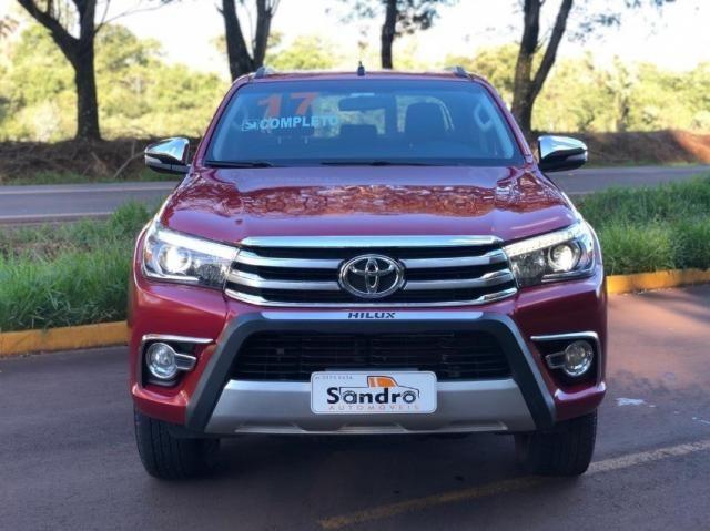 Toyota Hilux SRX 4P - Foto 3