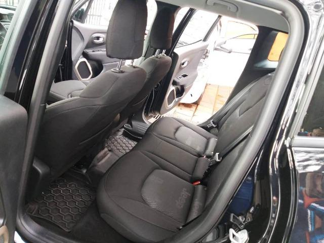 Jeep Renegade Longitude 1.8 Flex Automatico - Foto 11