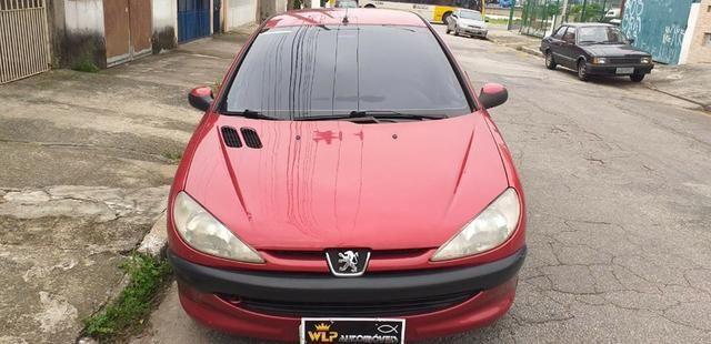 Peugeot 2004 completo financiamento com score baixo - Foto 9