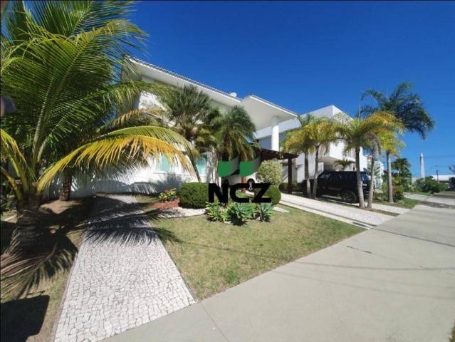 Casa lindíssima 4 suítes em alphaville litoral norte 1!!! - Foto 2