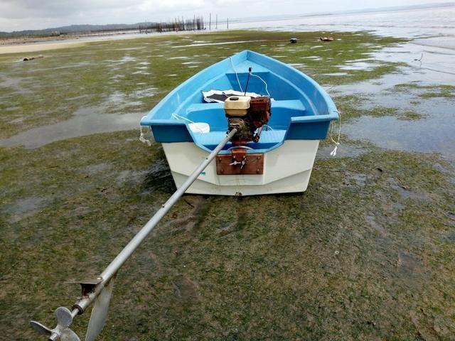 Barco de Fibra 6mt comp por 1.80 boca