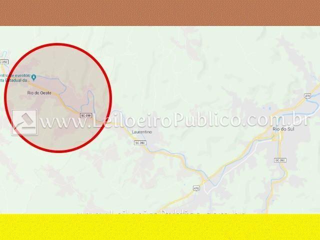 Rio Do Oeste (sc): Terreno Rural 101.343,75 M² giufa xkfwt - Foto 4