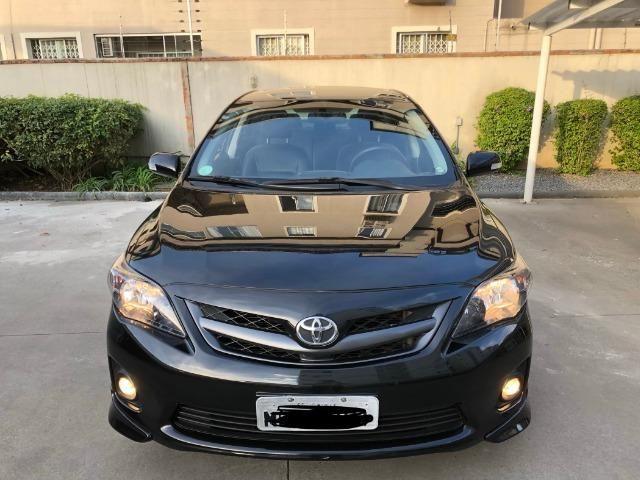Toyota Corolla Xrs 2013 Apenas 49.000 Km, Unico Dono - 2013 - Foto 3