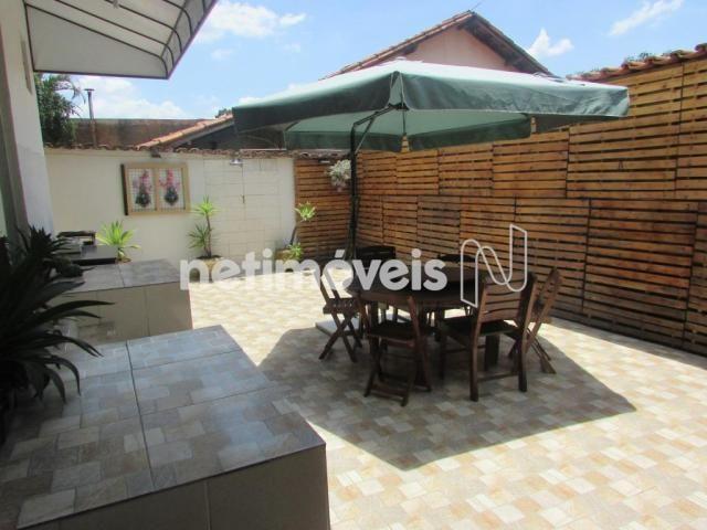 Casa à venda com 5 dormitórios em São salvador, Belo horizonte cod:180832