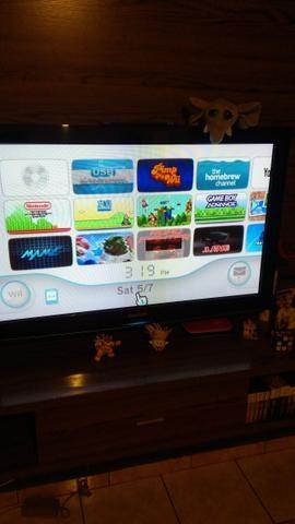 Vendo Nintendo Wii + HD externo 1 tb