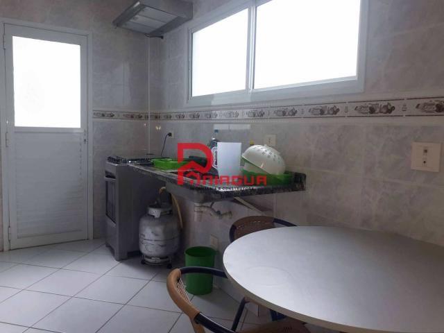 Casa de condomínio para alugar com 3 dormitórios em Canto do forte, Praia grande cod:1251 - Foto 13