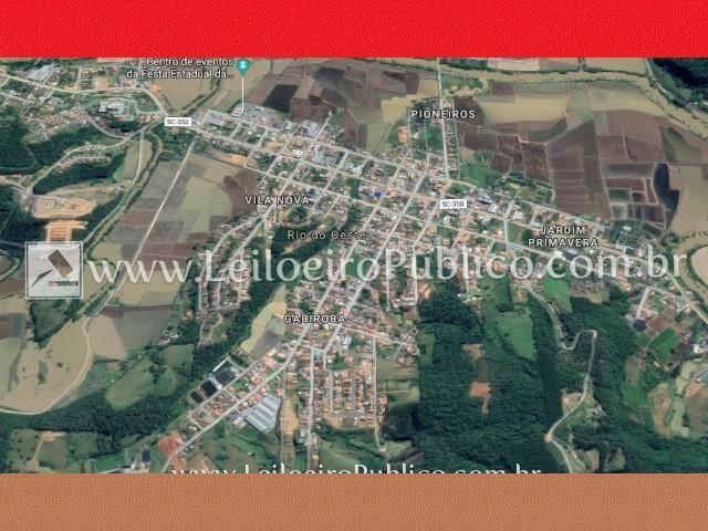 Rio Do Oeste (sc): Terreno Rural 101.343,75 M² dxjfp wfckh