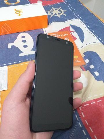 Samsung J6 Plus com nota - Foto 5