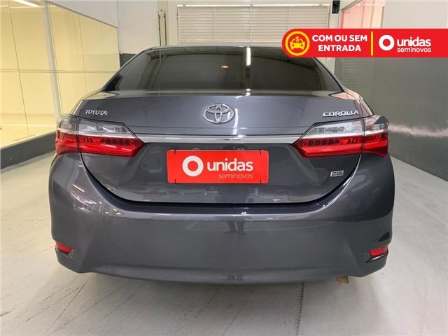 Toyota Corolla 1.8 gli upper 16v flex 4p automático - Foto 6