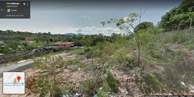 Terreno plano de 360m², Escriturado e Registrado, no Bairro Santa Mônica. Paralela a Rua d - Foto 4