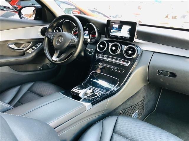 Mercedes-benz C 180 1.6 cgi avantgarde 16v turbo gasolina 4p automático - Foto 13