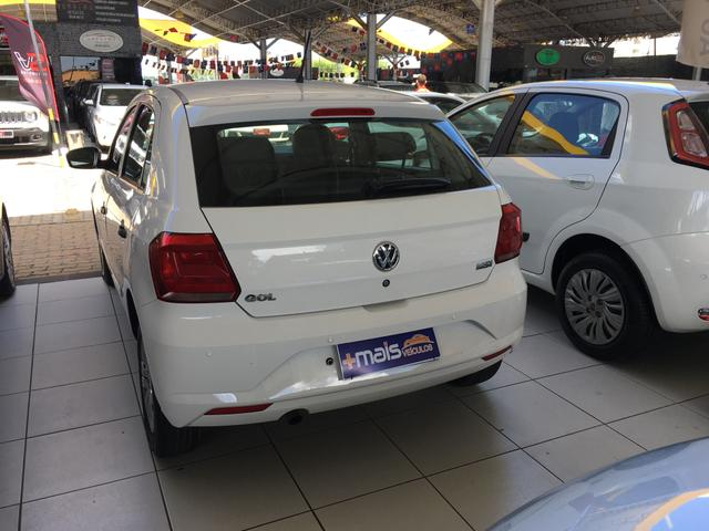 Volkswagen gol 2017/2018 1.6 msi total flex trend 4p manual- 2018 - Foto 4