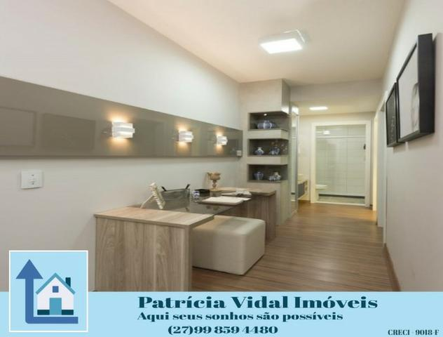 PRV56-Apartamento 2qtos com quintal programa minha casa minha vida lazer segurança total - Foto 3