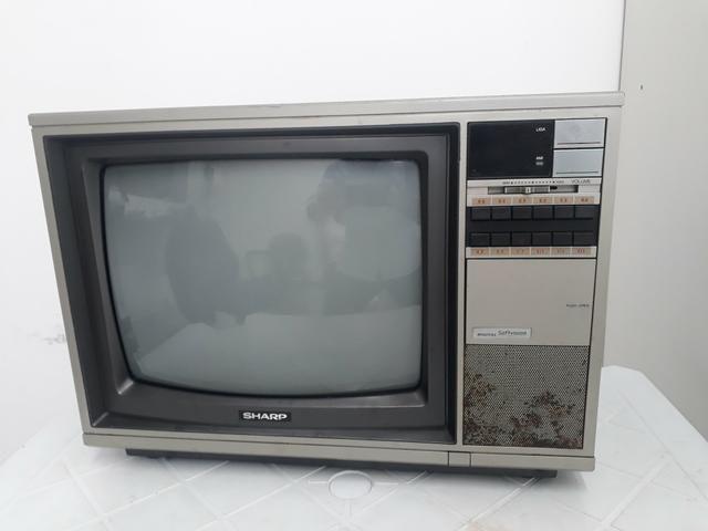 TV antiga - Foto 3