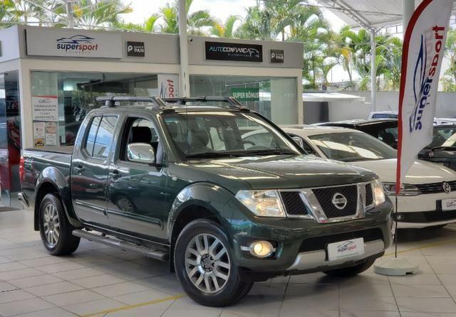 Nissan Frontier 2014 4x4 SL 190cv Extra !!