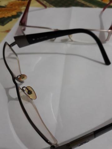 Vendo duas armações de óculos de grau - Foto 3