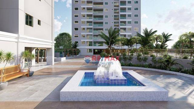 Apartamento com 3 dormitórios à venda, 74 m² por r$ 283.601 - candeias - vitória da conqui - Foto 3