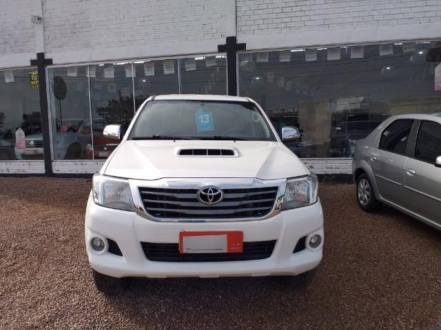 Toyota Hilux Srv Cd 4x4 Aut. Diesel