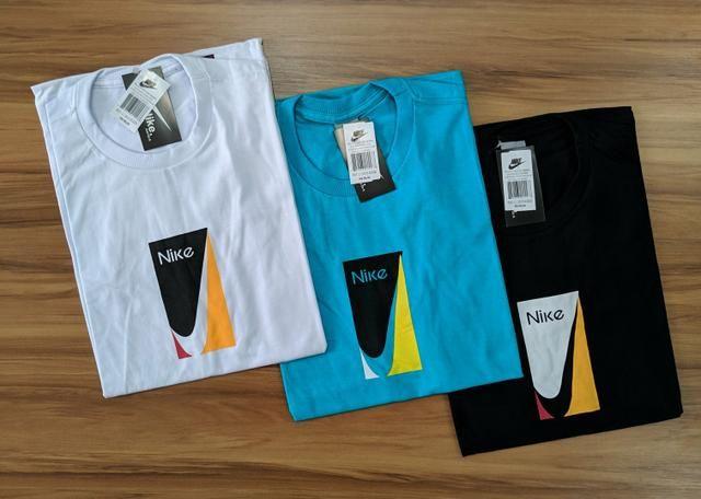 ATACADO Camisetas premium 1linha com tag