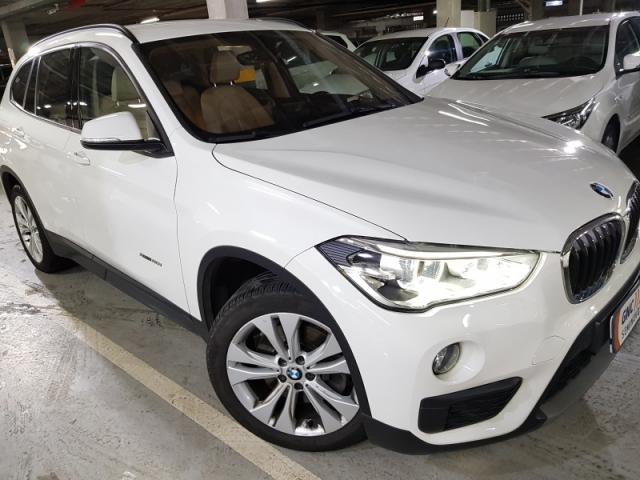 BMW X1 2.0 16V TURBO ACTIVEFLEX SDRIVE20I 4P AUTOMATICO.