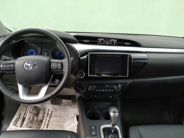 Hilux aut SRX 2.8 diesel 2018 - Foto 2