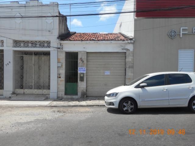Alugo Loja comercial na rua laranjeiras bairro centro