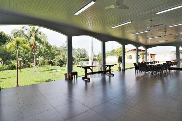 Chácara à venda e *permuta, 4500 m² - Porto Dourado - Foto 6