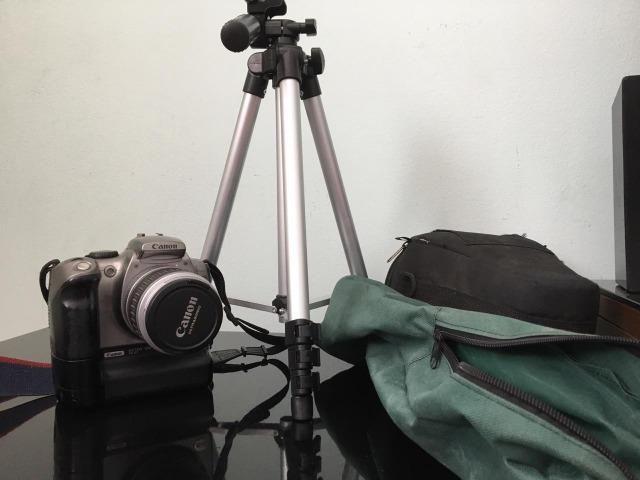 Câmera Canon Eos Rebel R$ 350,00!!!