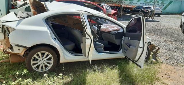 Honda Civic Para desmache Perda Total - Foto 7