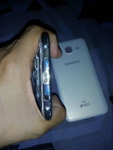 Samsung j5 normal novo para retirada de peças, gastarei muito pra arrumar - Foto 5