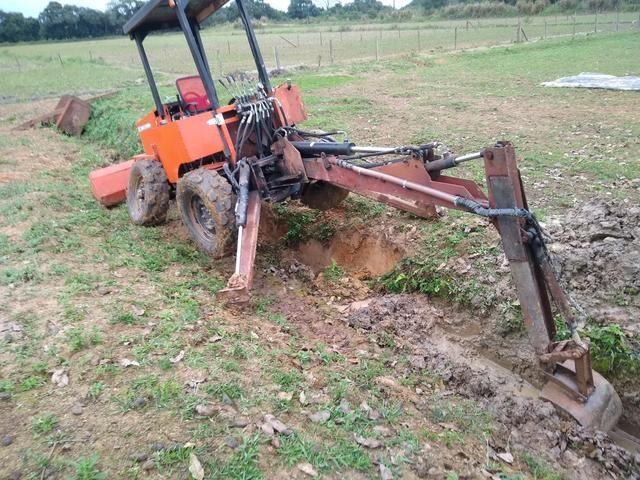 Trator Mine retro - Foto 6