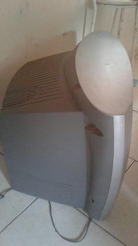 Tv Philips 29 polegadas funcionando - Foto 2