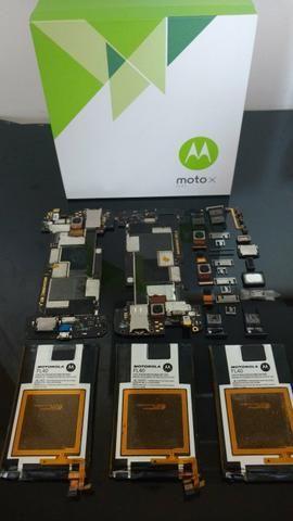 Peças para Moto X Play