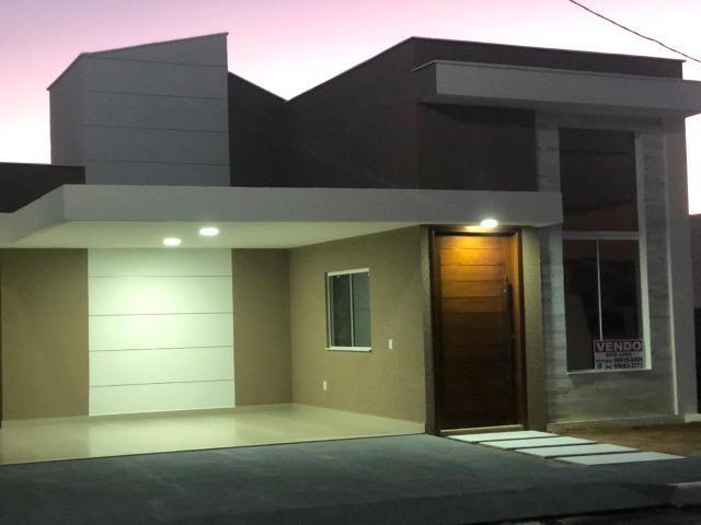 Diferenciada - Casa 3/4 c/suítes - Porcelanato - Aproveite