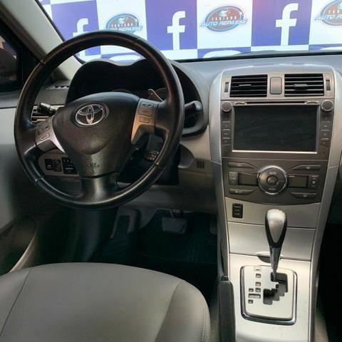 Toyota Corolla XEI 2.0 - 2013 - Blindado Nivel 3 - Novissimo - Foto 8