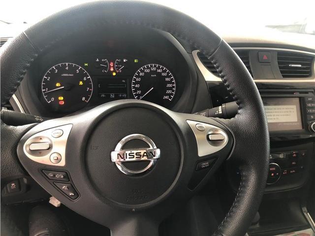 Nissan Sentra 2.0 sv 16v flex 4p automático - Foto 10