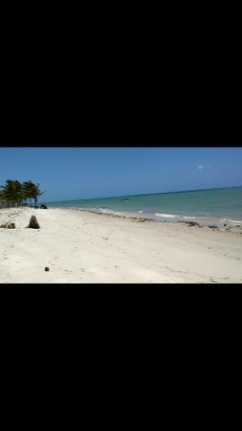 Vendo terreno a beira mar em ponta de Pedras-pe- R$120mil - Foto 2