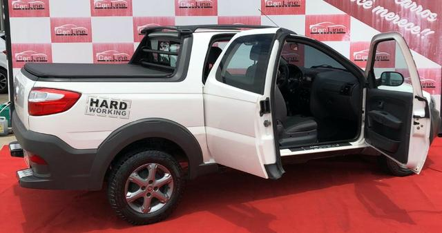 Fiat Strada Hard Working 1.4 - Sem Entrada - Foto 4