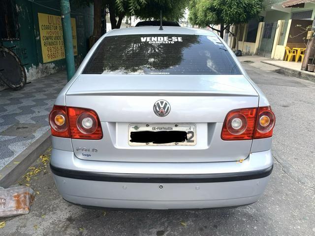 Volkswagen polo sedan 1.6, 2007/2007 - Foto 2