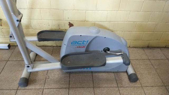 Bicicleta ergométrica e um aparelho act! home fitness caloi - Foto 5