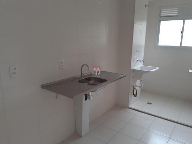 Apartamento duplex para aluguel, 3 quartos, 1 vaga, são vicente - mauá/sp - Foto 2