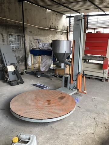 Máquina Embaladora de Mercadorias com base giratória - Foto 3