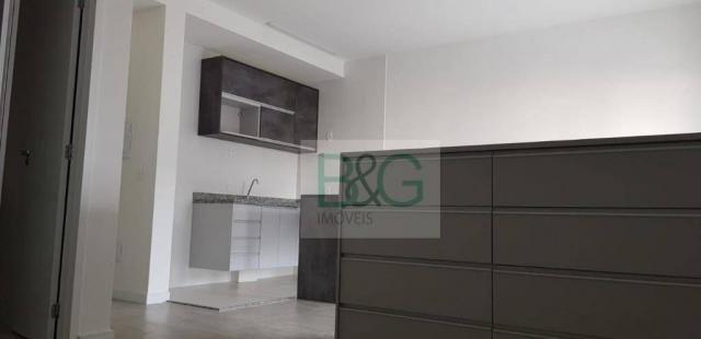 Studio com 1 dormitório para alugar, 34 m² por r$ 2.101,00/mês - ipiranga - são paulo/sp - Foto 20