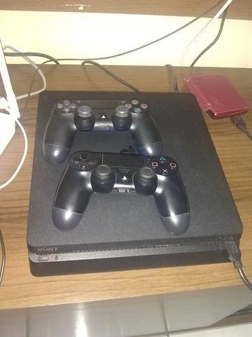 Vendo PS4 slim - Foto 2