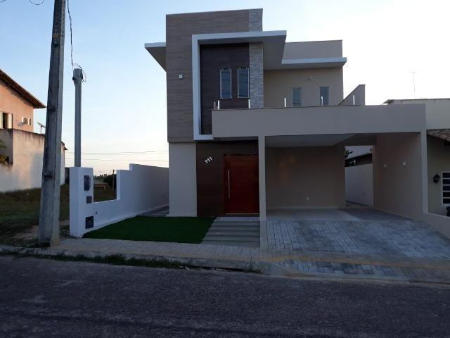 Casa no Residencial Fazenda Park